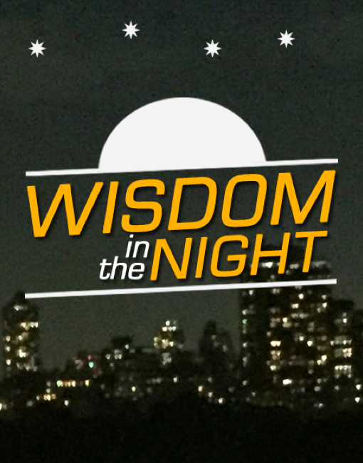 Wisdom in the Night from Betty Swann Ministries